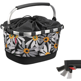 KlickFix Reisenthel Carrybag GT Bike Basket with UniKlip, margarite